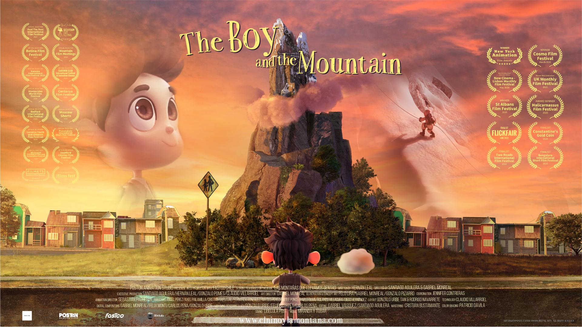 The Boy and The Mountain