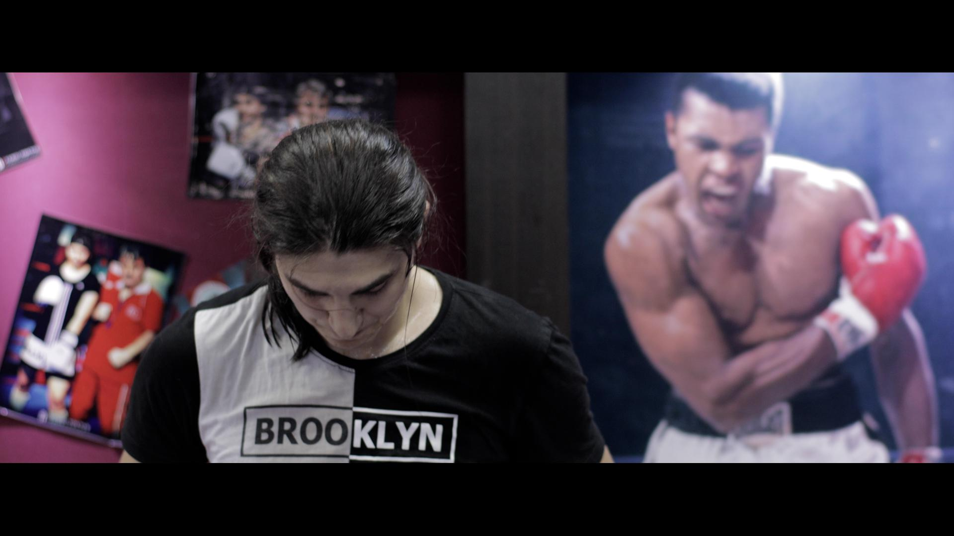 EMRE The Story of Young Boxer